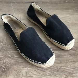 Soludos Platform Smoking Slippers US 11